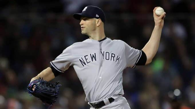 New York Yankees nearing deal with J.A. Happ
