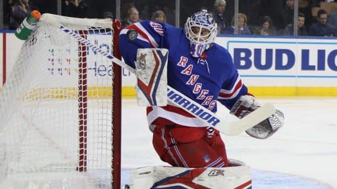 New York Rangers, Alexandar Georgiev