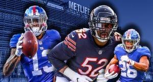 Giants Bears