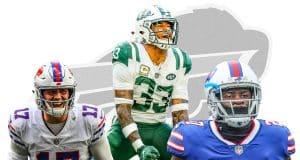 Jamal Adams Buffalo Bills