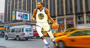 Kevin Durant MSG