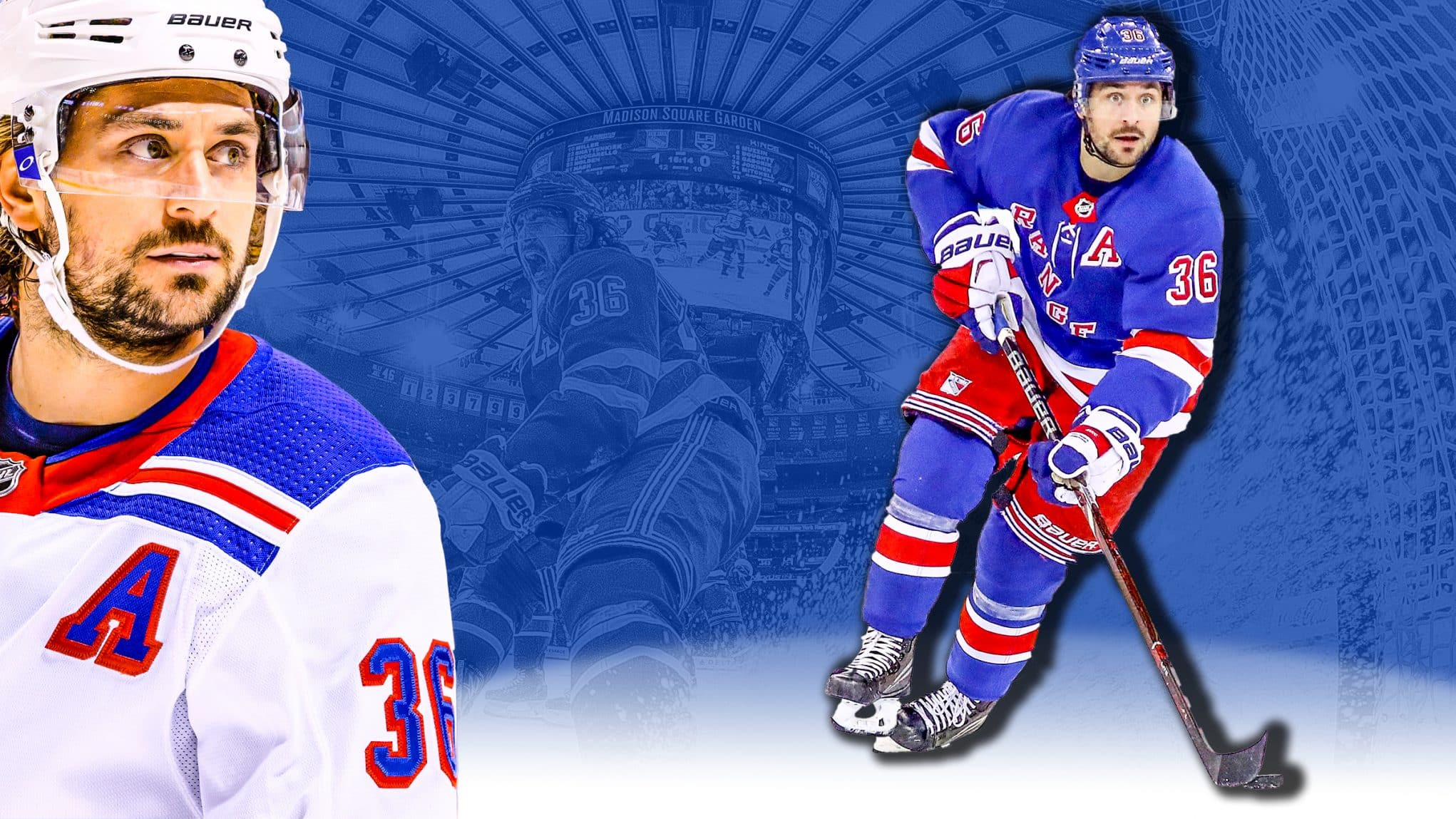 huge selection of a45d4 e620f New York Rangers hockey without Mats Zuccarello is now required