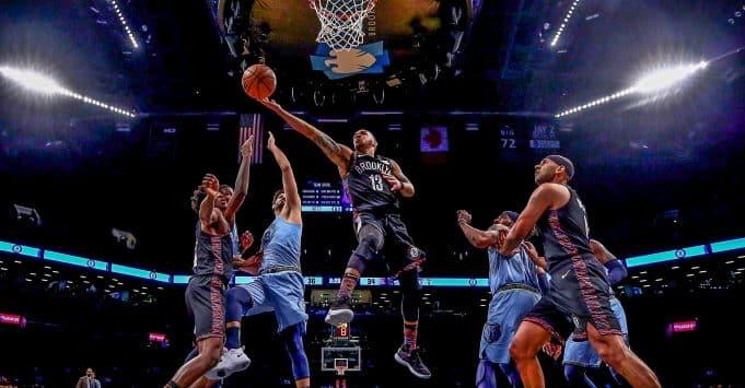 Memphis Grizzlies v Brooklyn Nets