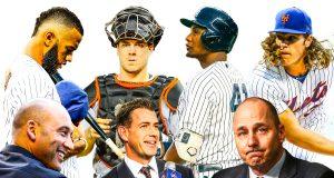 New York Mets, Yankees, Marlins