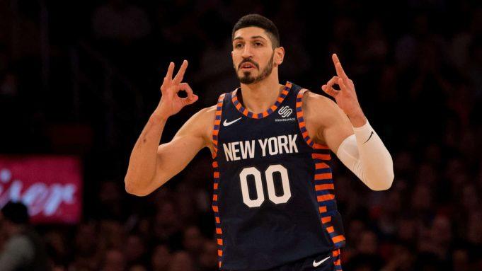 New York Knicks Enes Kanter