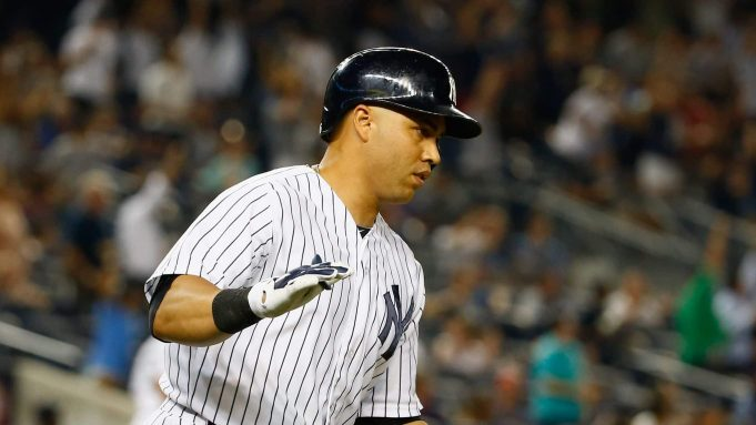 Carlos Beltran New York Yankees