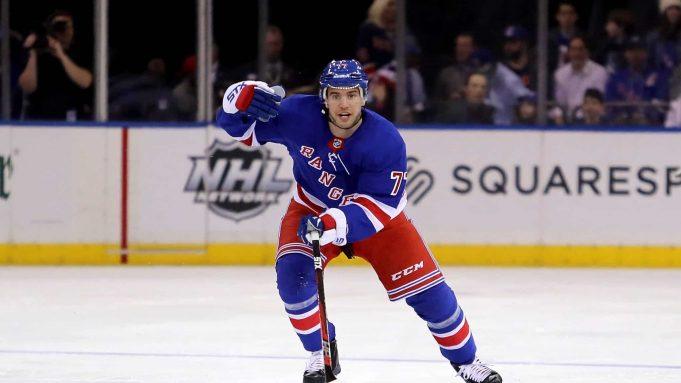 New York Rangers, Anthony DeAngelo