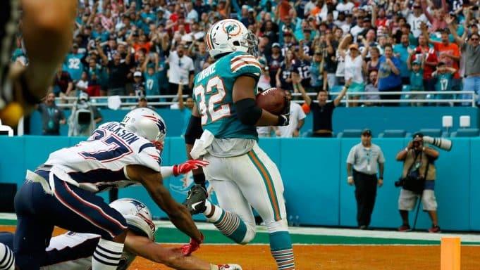 Miami Dolphins Kenyan Drake