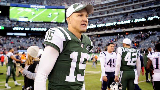 Josh McCown New York Jets