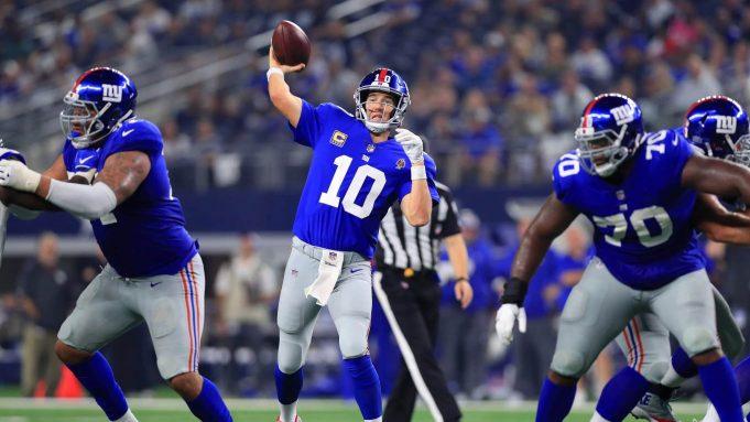 Eli Manning New York Giants