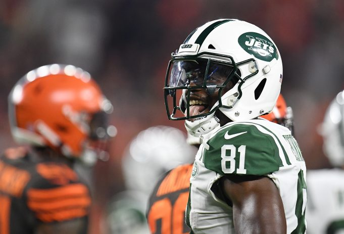 New York Jets sign Enunwa to contract extension