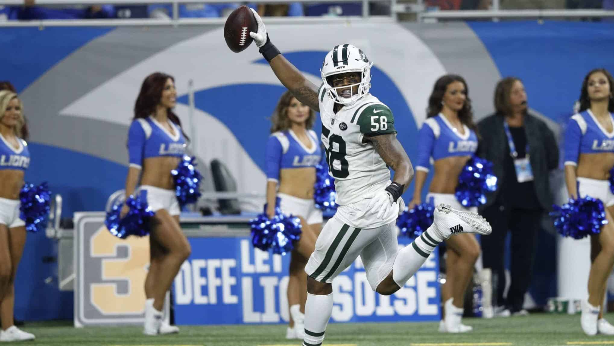 New York Jets Darron Lee