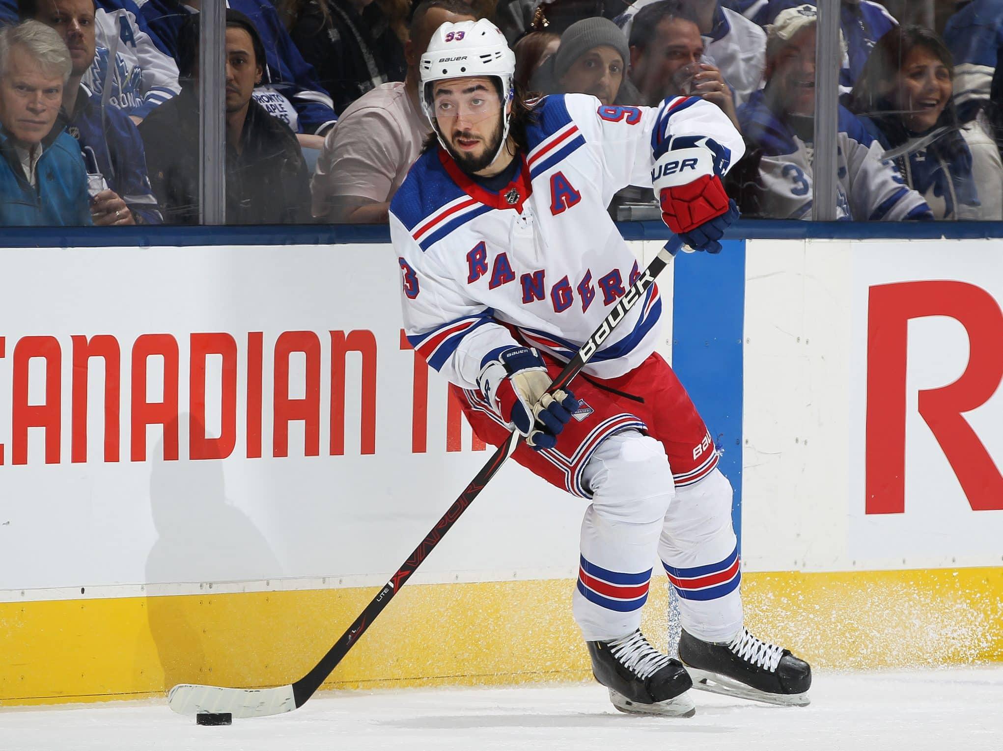 New York Rangers, Mika Zibanejad