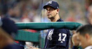 Aaron Boone New York Yankees
