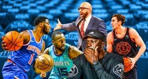 New York Knicks Charlotte Hornets