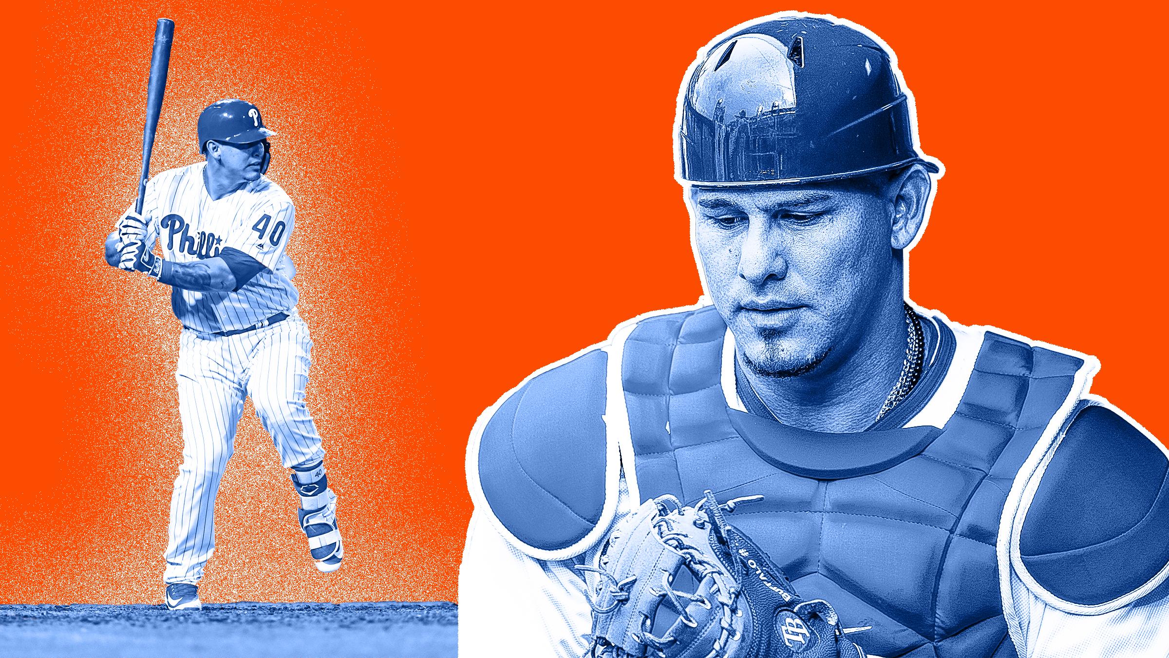 New York Mets Wilson Ramos
