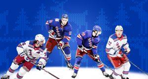 New York Rangers Christmas List
