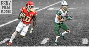Tyreek Hill Robby Anderson