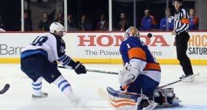 Winnipeg Jets, New York Islanders, Thomas Greiss, Barclays Center