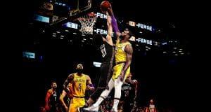 Jarrett Allen LeBron James