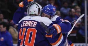 Robin Lehner New York Islanders