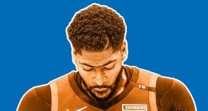 Anthony Davis New York Knicks