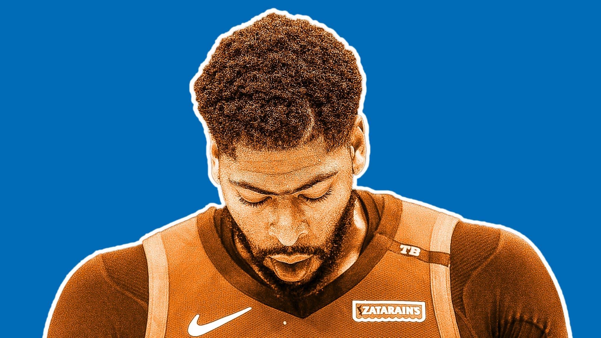 dec5fdcfb28 New York Knicks rumors  Prioritizing Anthony Davis is a mistake