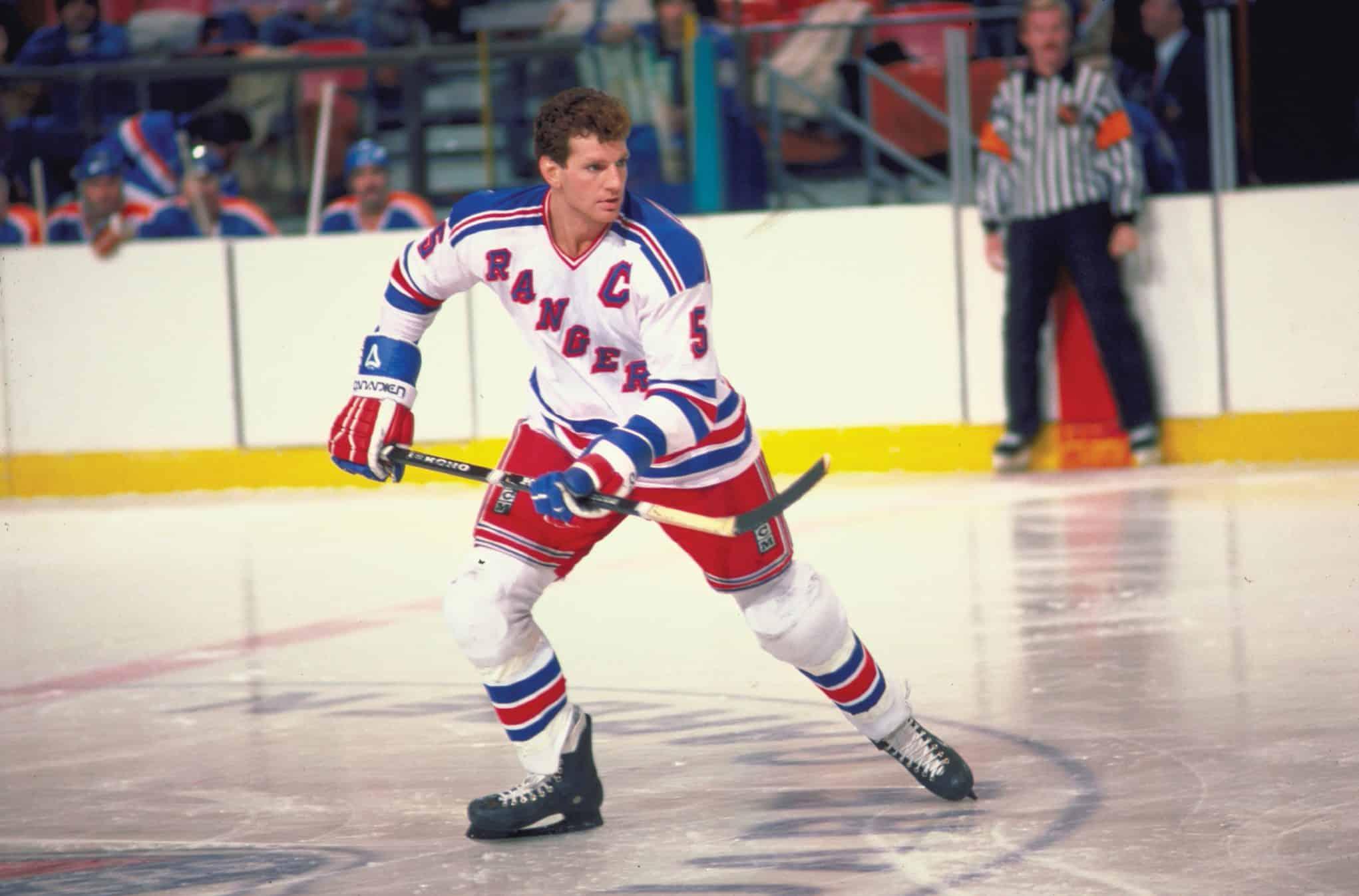 New York Rangers, Barry Beck