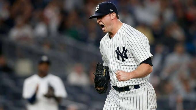 Zach Britton and Yankees nearing a new deal