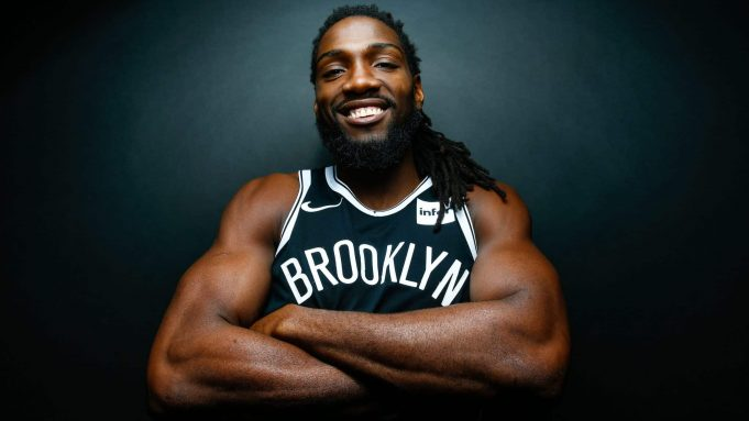 Brooklyn Nets Kenneth Faried