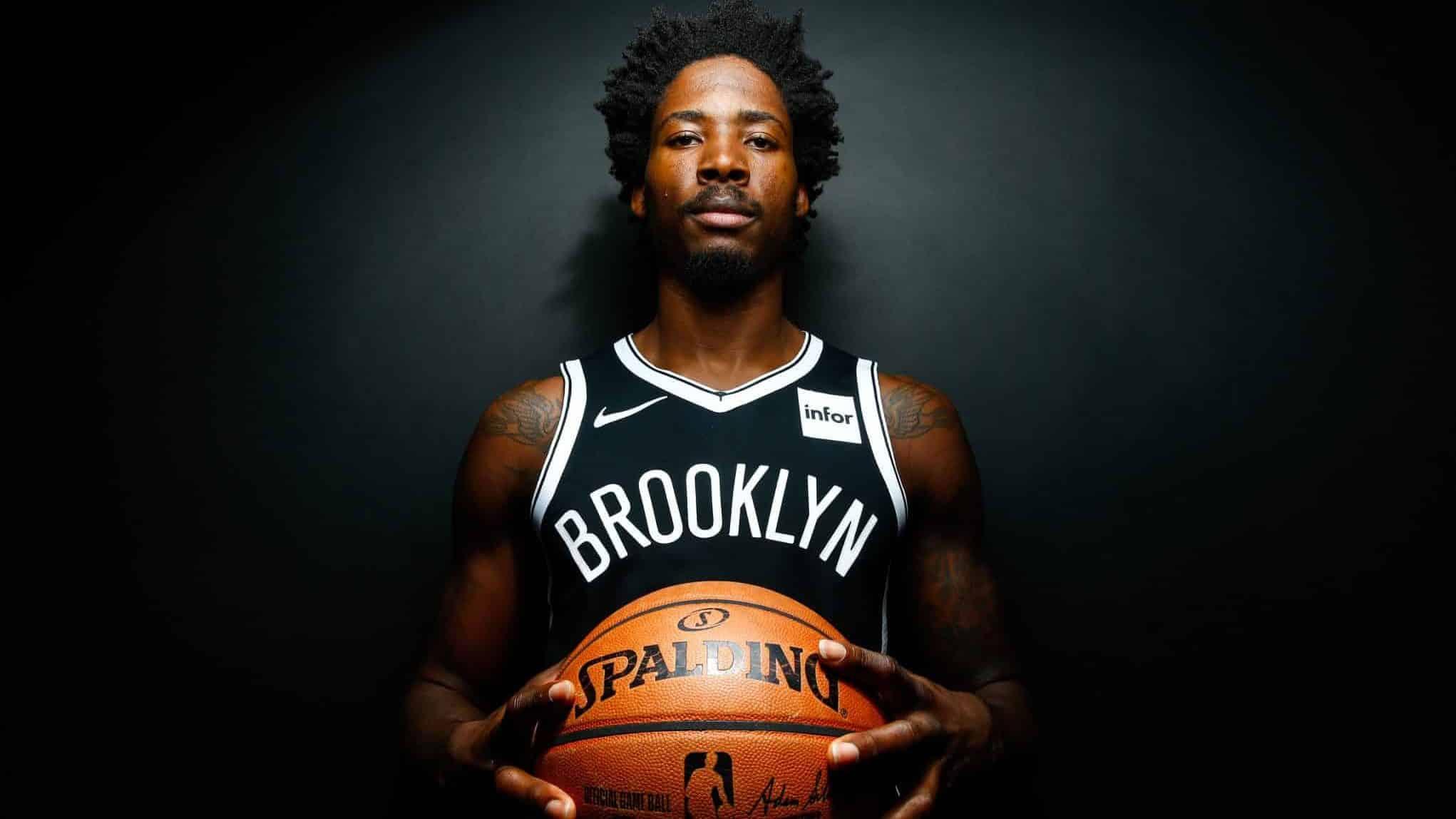 Brooklyn Nets Ed Davis