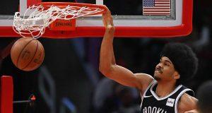 Brooklyn Nets Jarrett Allen