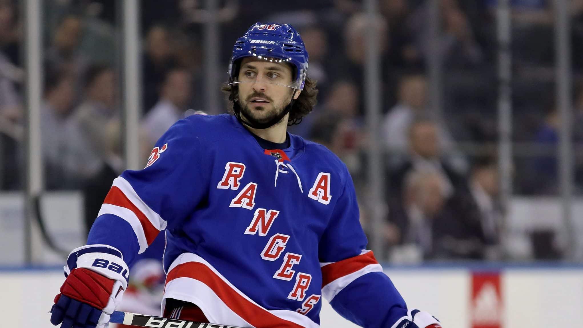 New York Rangers, Mats Zuccarello