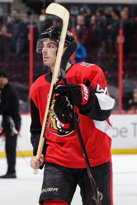 Ottawa Senators, Canadian Tire Centre, Jean-Gabriel Pageau