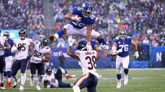 Saquon Barkley New York Giants