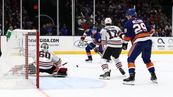 New York Islanders Devon Toews
