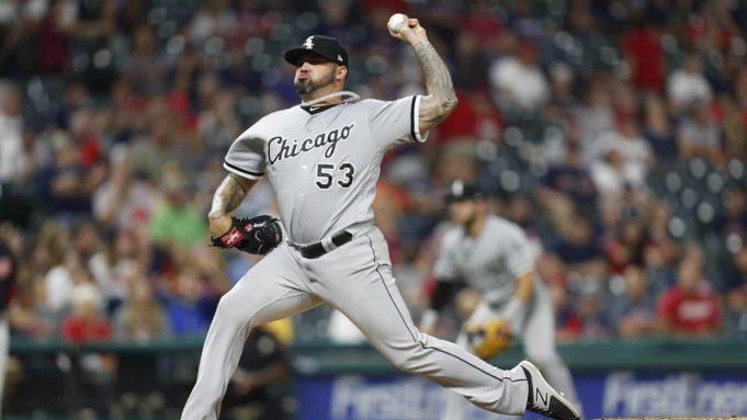 Chicago White Sox Hector Santiago