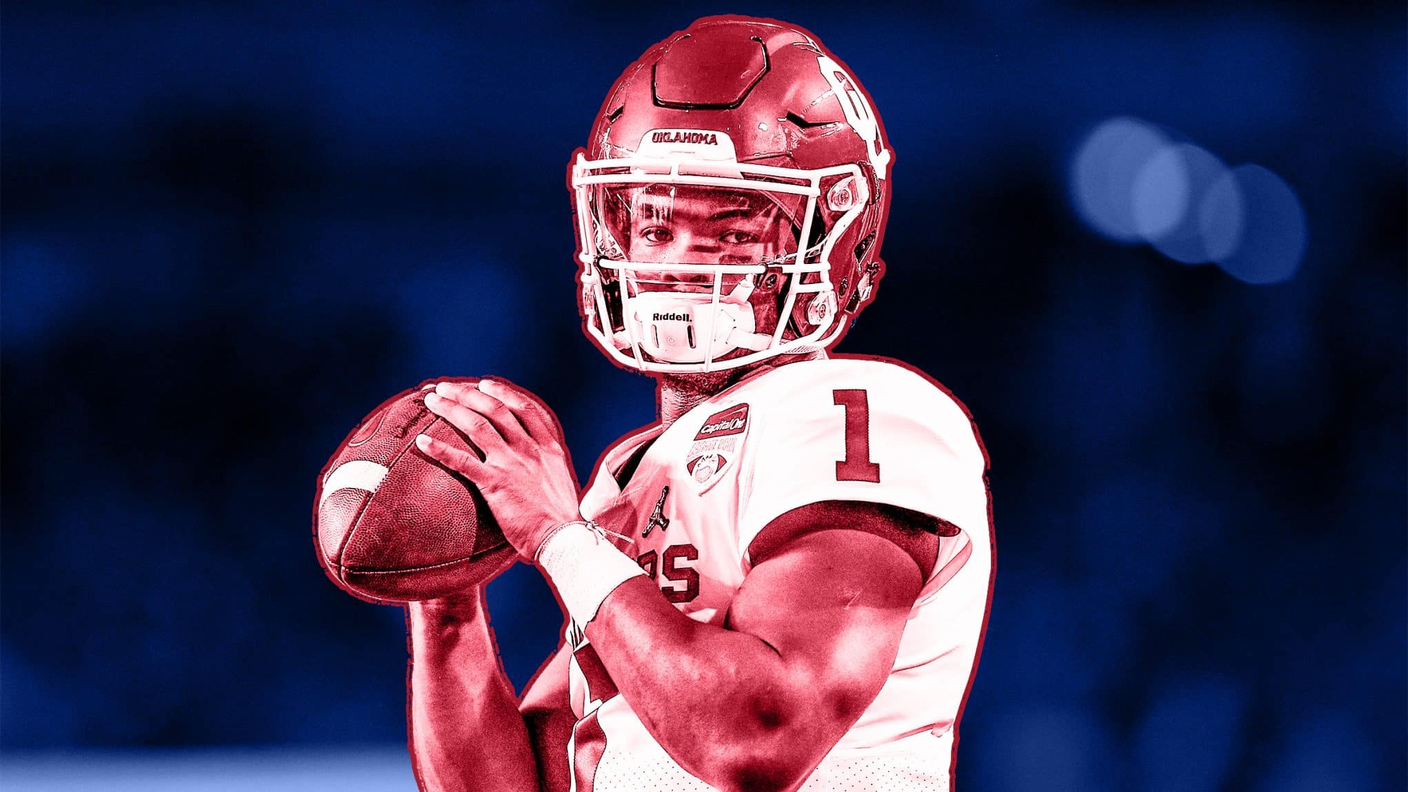 87bc6650d New York Giants  QB Kyler Murray completely alters the NFL Draft