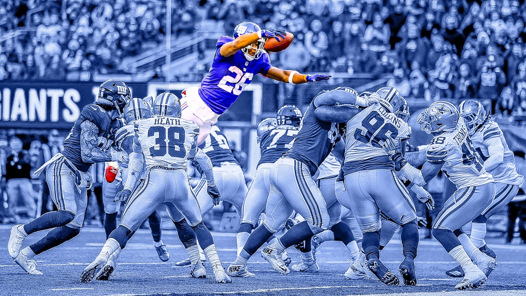 New York Giants 2018 Rookie Class Assessing The Overall Performance