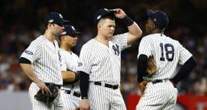 New York Yankees Luke Voit
