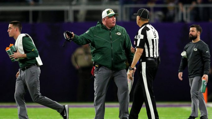 Green Bay Packers Mike McCarthy