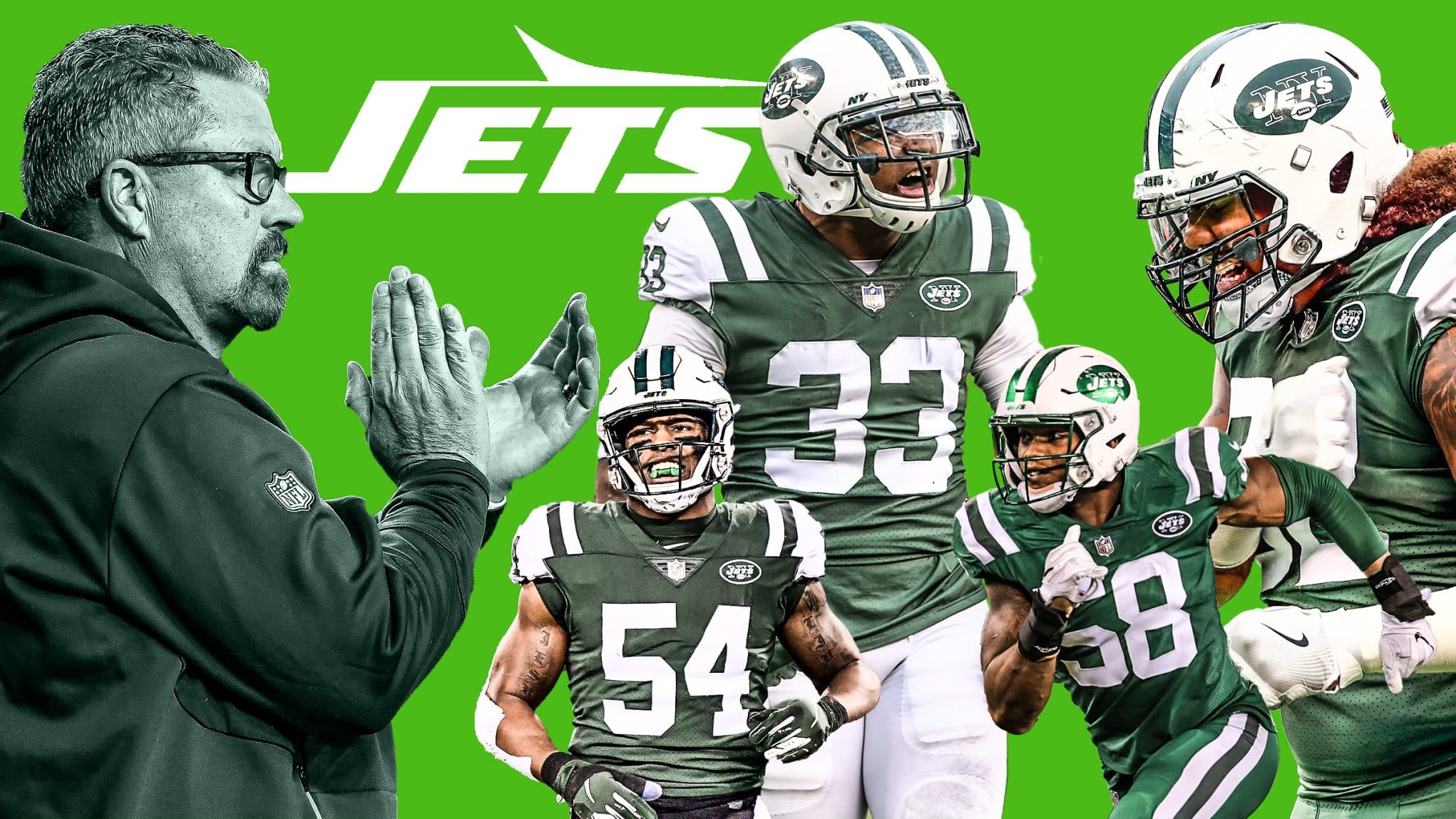 New York Jets & Gregg Williams: Dissecting the 3 4 to 4 3 transition