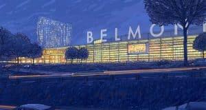 New York Islanders, Belmont Park
