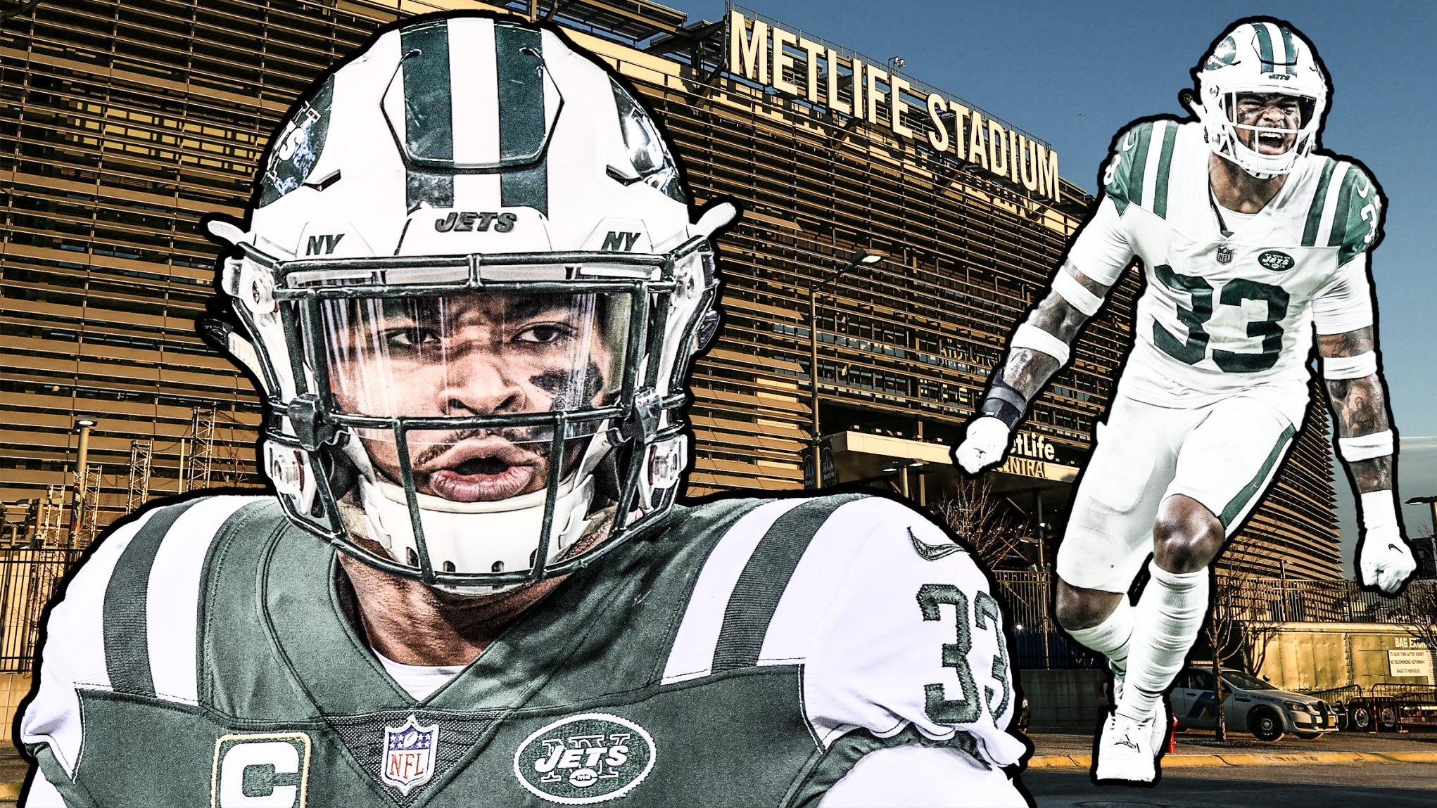 New York Jets Jamal Adams Is The Perfect New Face Of Big Apple Football