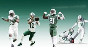 New York Jets Free Agents