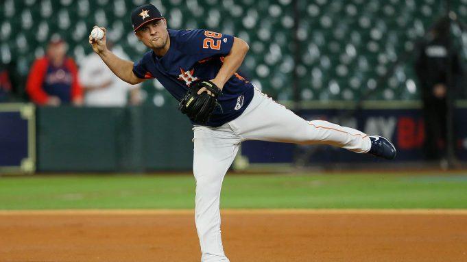 Houston Astros J.D. Davis