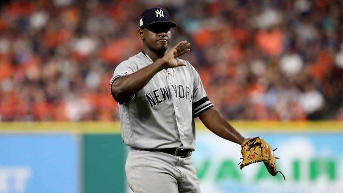 Luis Severino New York Yankees