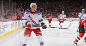 New York Rangers Ryan Lindgren