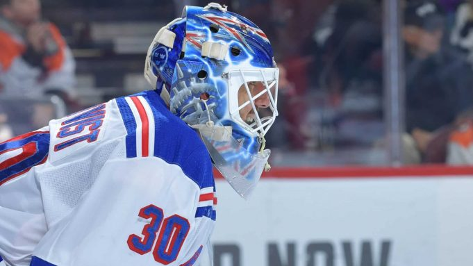 Lundqvist to represent Rangers at 2019 All-Star Game