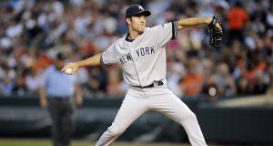 Mike Mussina New York Yankees